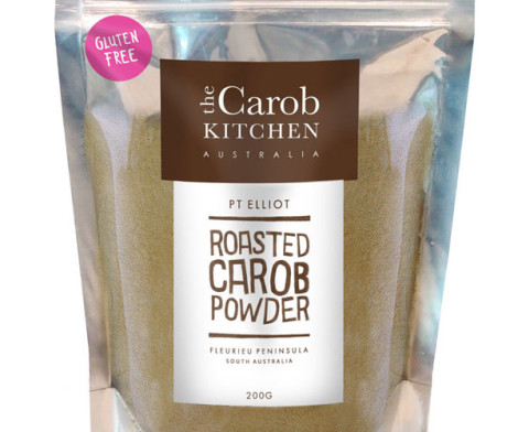 The Carob Kitchen - Roasted Carob Powder (200g)