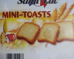 Saint-Luc Mini Toasts (80g)