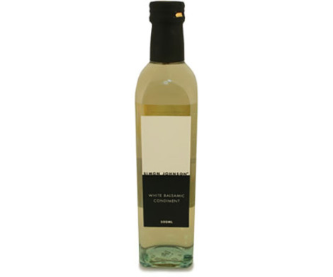 Simon Johnson - White Balsamic Condiment (500ml)