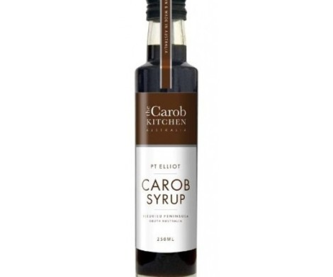 The Carob Kitchen - Carob Syrup (250ml)