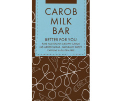 The Carob Kitchen - Carob Milk Bar (80g)