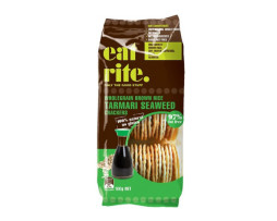 Eat Rite Crackers - Tamari and Seaweed (100g)