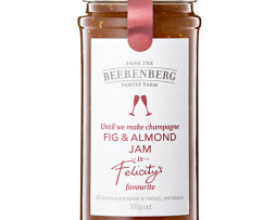 Beerenberg Fig and Almond Jam (300g)