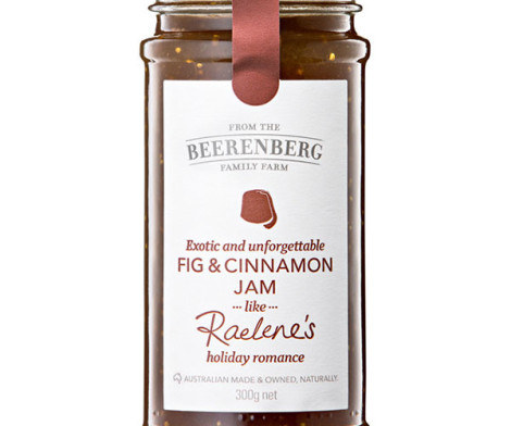 Beerenberg Fig and Cinnamon Jam (300g)