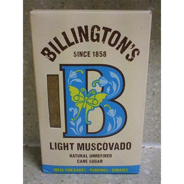 Wonderful Billingtonu0027s Light Muscovado Sugar (500g) Pictures