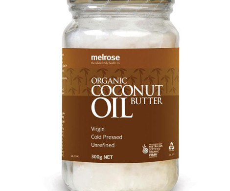 Coconut Oil - Organic; Melrose (300)
