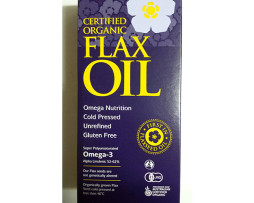 Flax Oil - Organic (500ml)