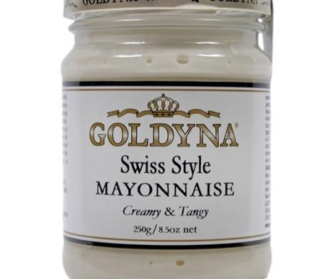 Goldyna Swiss Style Mayo (250g)