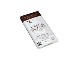 Green and Black Cooking Chocolate (150g)