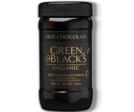 Green and Black Hot Chocolate (300g)