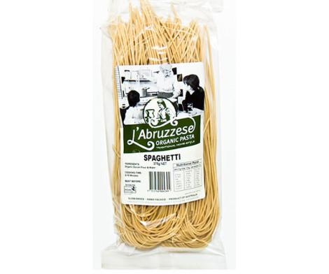 Organic Spaghetti (375g)