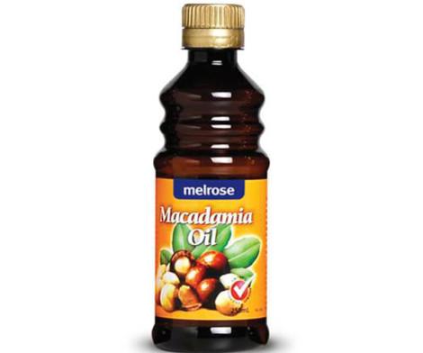 Macadamia Oil - Organic; Melrose (250ml)