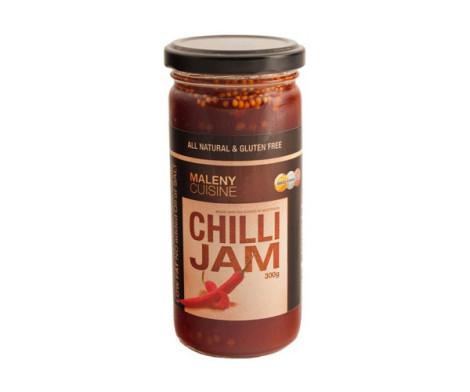 Maleny Cuisine Chilli Jam (300g)