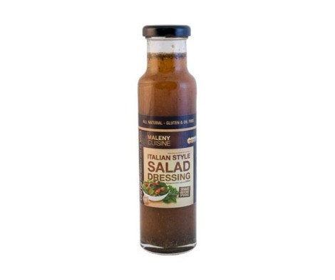 Maleny Cuisine Italian Salad Dressing (250g)