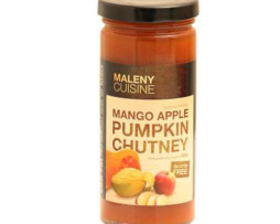 Maleny Cuisine - Mango, Apple, Pumpkin Chutney (280g)