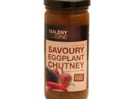 Maleny Cuisine - Savoury Eggplant Chutney