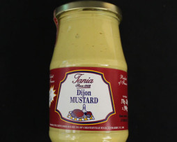 Mustard - Tania Dijon (390g)