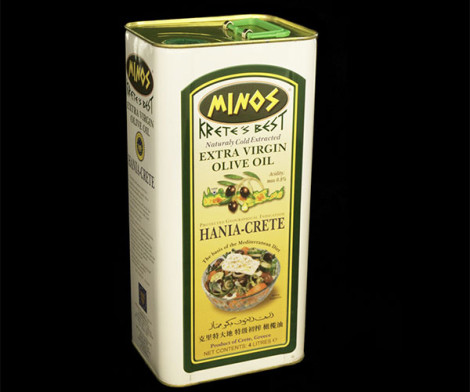 Olive Oil - Minos Extra Virgin (4L)