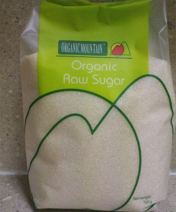 Organic Mountain Organic Raw Sugar (200g)
