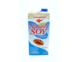 Organic Nature's Soy Enriched - Pure Harvest (1L)