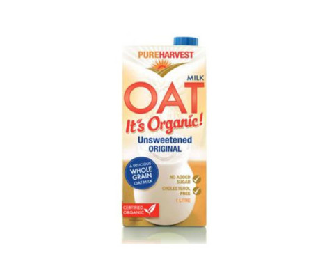 Organic Oat Milk - Pure Harvest (1L)