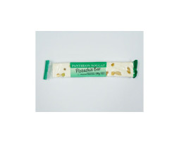 Pantheon Nougat Bars - Pistachio Bar (100g)