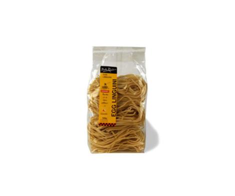Pasta Riviera - Egg Linguine