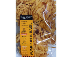 Pasta Riviera - Pumpkin and Basil Fettuccine
