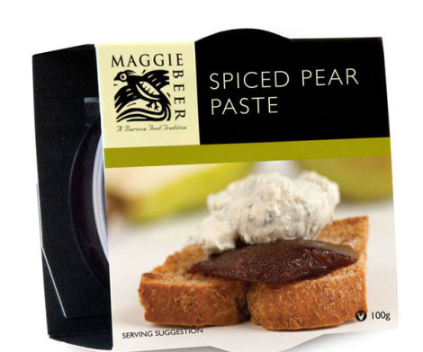 Paste - Spiced Pear