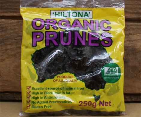 Prunes - Organic (250g)