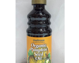 Pumpkin Seed Oil - Organic; Melrose