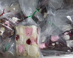 Rocky Road - White Chocolate