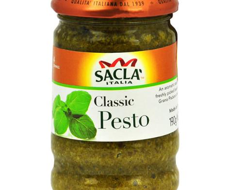 Sacla Italia - Classice Pesto (190g)