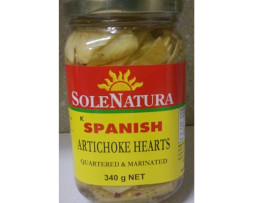 Solnatura Spanish Artichoke Hearts (340g)