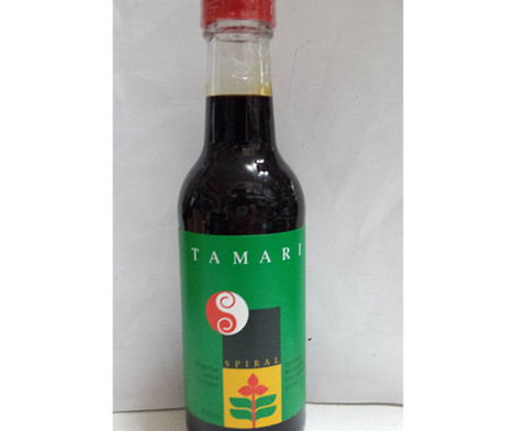 Soy Sauce - Tamari Wheat Free Natural (250g)